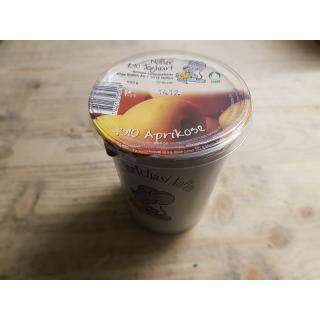 Joghurt Aprikosen