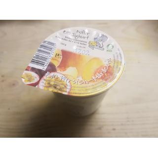 Joghurt Pfirsich-Maraguja