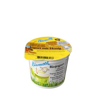 Schafjoghurt Honig