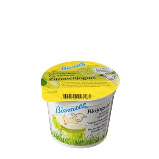 Schafjoghurt Zitrone