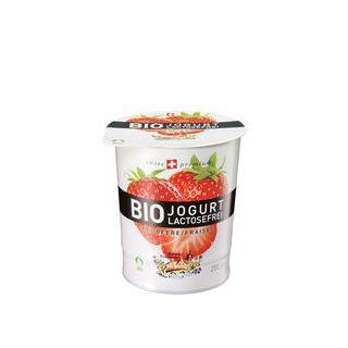 Joghurt lactosefrei Erdbeer