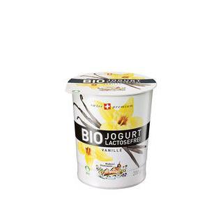 Joghurt lactosefrei Vanille
