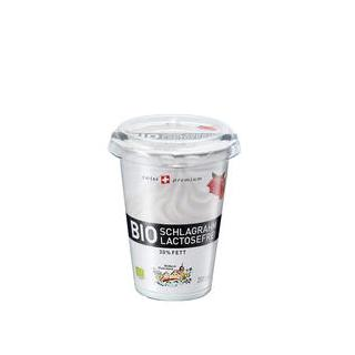 Schlag-Rahm lactosefrei