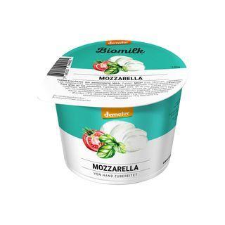Mozzarella im Becher