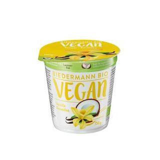 Vegane Kokos-Jogurt Vanille