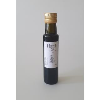 Hanföl (eigene Hanfsamen, verarbeitet durch rohrohroh.ch)