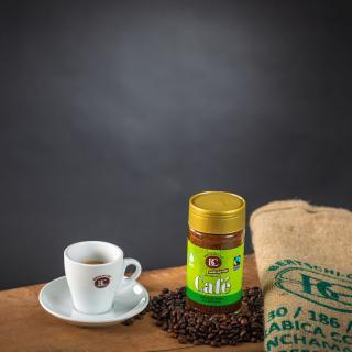 Kaffee Bio Instant