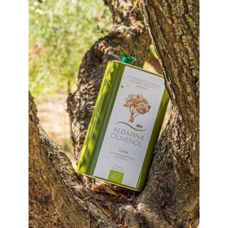 Griechisches Bio-Olivenöl 3l