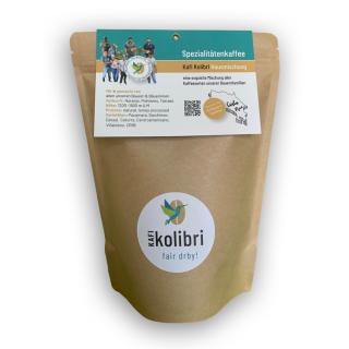 Crème Kafi Kolibri Hausmischung