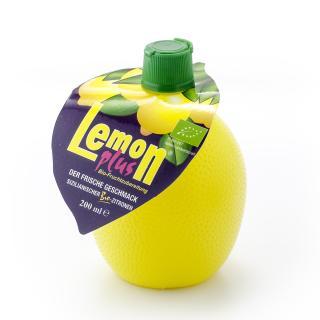 Lemonplus Bio Zitronensaftzubereitung