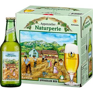 Naturperle (Einwegflasche)