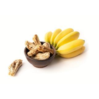 Bananen getrocknet (am Stück)