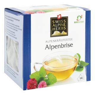 Tee Alpenbrise 14x1g