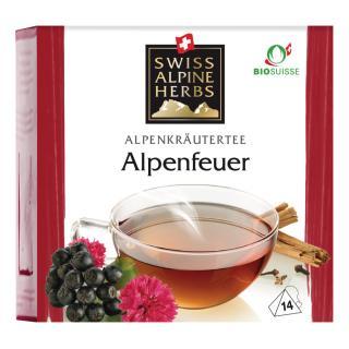 Tee Alpenfeuer 14x1g