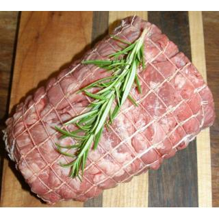 Beef Halsbraten im Netz 1kg-1.3kg