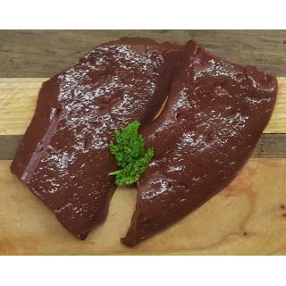 Beef Leber Plätzli